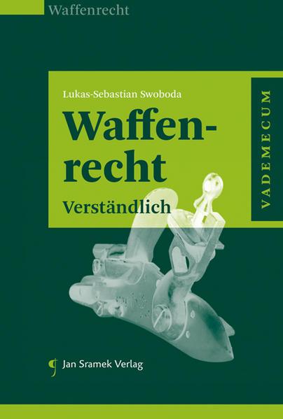 Waffenrecht - Coverbild