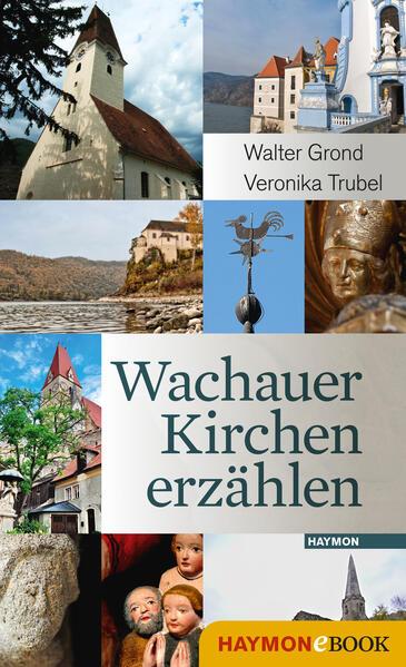 Wachauer Kirchen erzählen - Coverbild