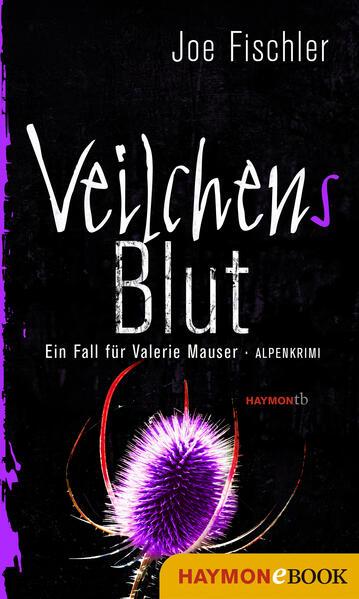 Veilchens Blut - Coverbild