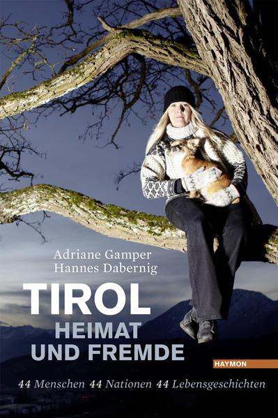 Tirol – Heimat und Fremde - Coverbild