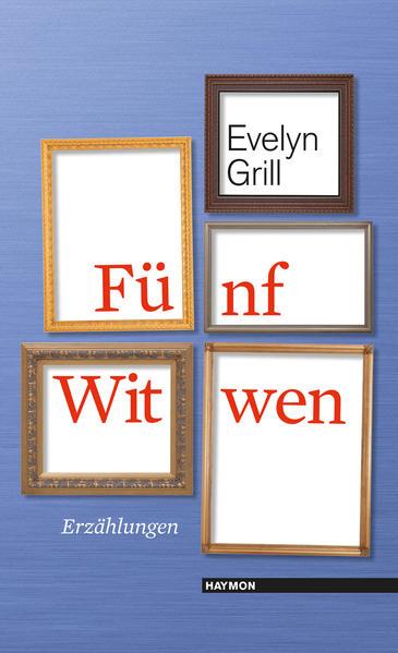 Fünf Witwen - Coverbild
