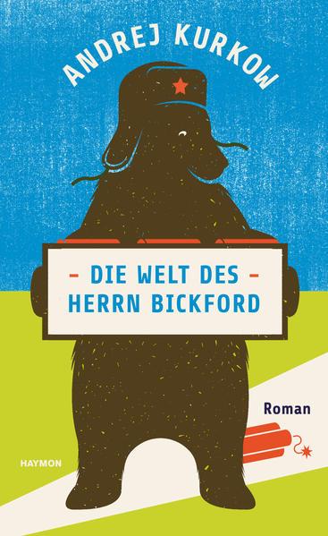 Die Welt des Herrn Bickford - Coverbild