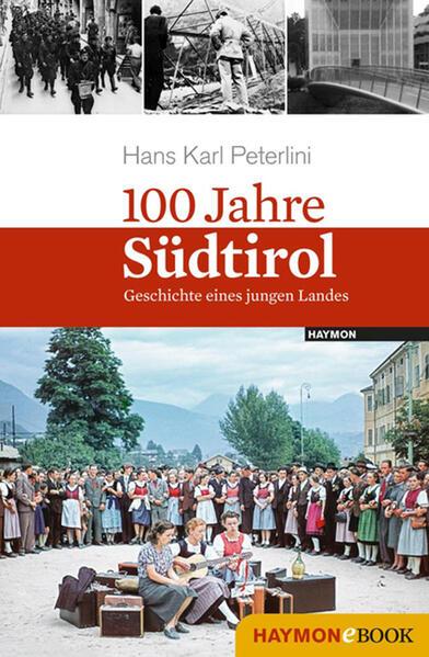 100 Jahre Südtirol - Coverbild