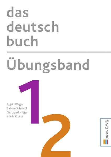 das deutschbuch / Übungsband 1/2 - Coverbild