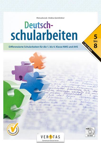 Deutschschularbeiten - Coverbild