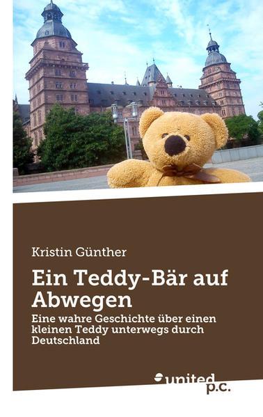 Ein Teddy-Bär auf Abwegen - Coverbild