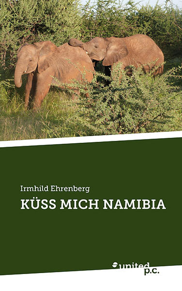 KÜSS MICH NAMIBIA - Coverbild
