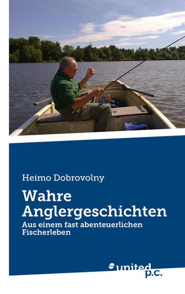Wahre Anglergeschichten - Coverbild