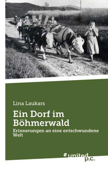 Ein Dorf im Böhmerwald - Coverbild