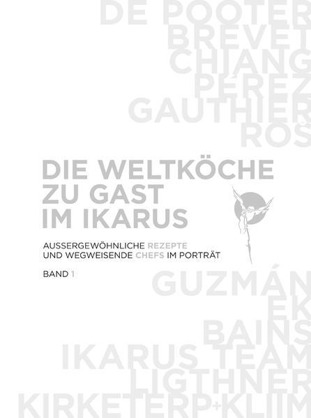 Die Weltköche zu Gast im Ikarus: Maibock mit Bete und Schokolade - Coverbild