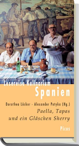 Lesereise Kulinarium Spanien - Coverbild