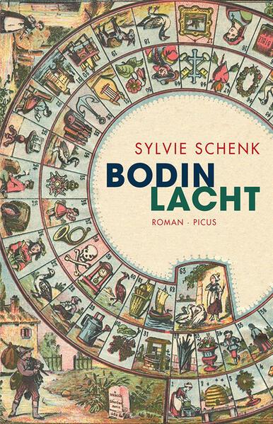 Bodin lacht - Coverbild