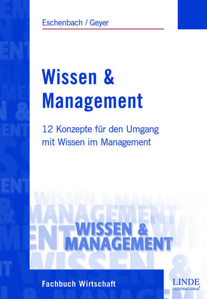 Wissen & Management - Coverbild