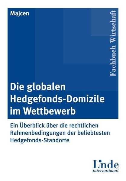 Die globalen Hedgefonds-Domizile im Wettbewerb - Coverbild