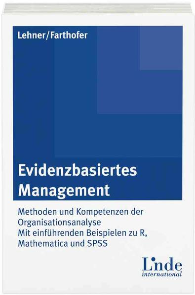 Evidenzbasiertes Management - Coverbild