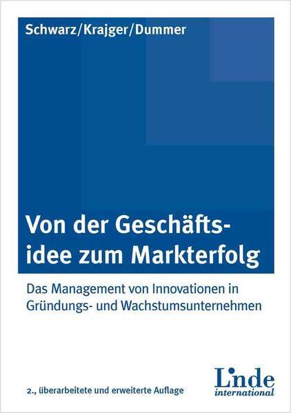 Von der Geschäftsidee zum Markterfolg - Coverbild