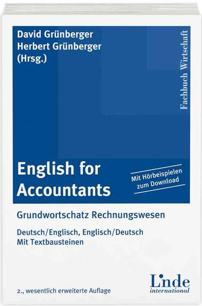 English for Accountants - Coverbild