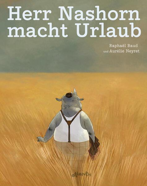 Herr Nashorn macht Urlaub - Coverbild