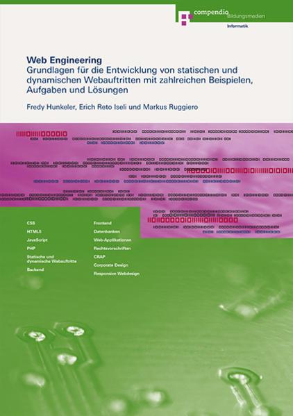 Web Engineering - Coverbild