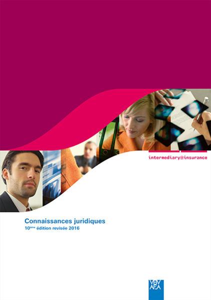 Connaissances juridiques - Coverbild
