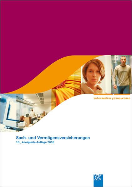 Sach- und Vermögensversicherungen - Coverbild