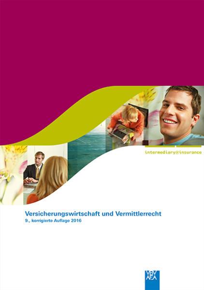 Versicherungswirtschaft und Vermittlerrecht - Coverbild