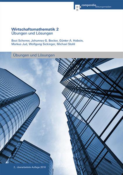 Wirtschaftsmathematik 2 - Coverbild