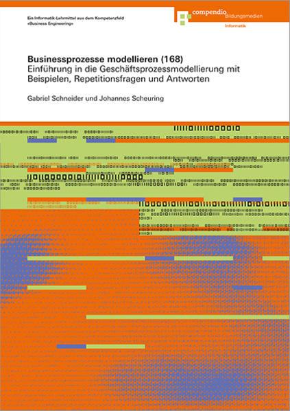 Businessprozesse modellieren (168) - Coverbild
