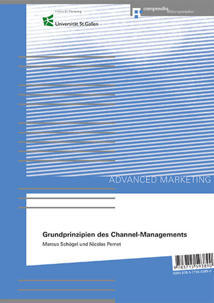 Grundprinzipien des Channelmanagements - Principles of Channel Management - Coverbild