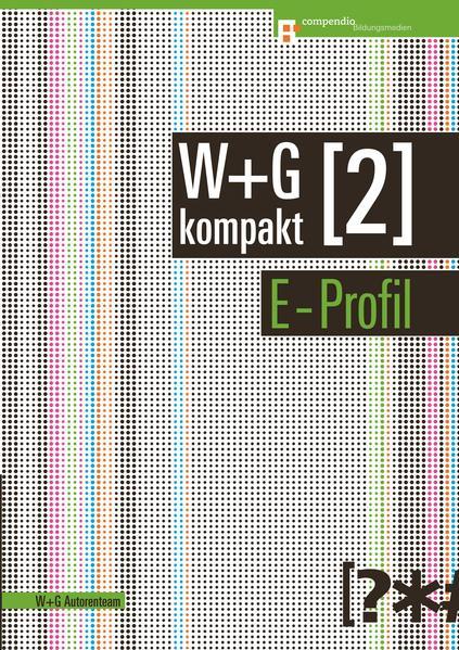 W&G kompakt. Band 2 für Lernende, E-Profil - Coverbild