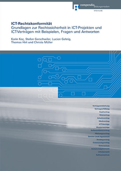 ICT-Rechtskonformität - Coverbild
