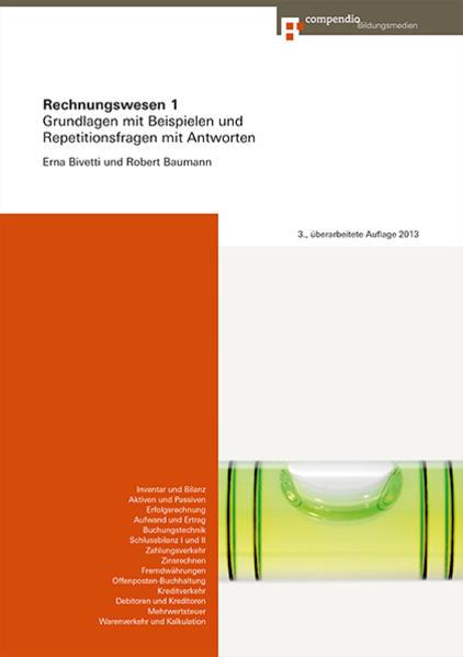 Rechnungswesen 1 - Coverbild