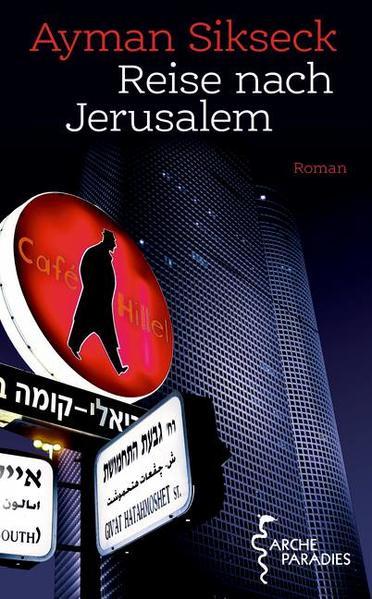 Reise nach Jerusalem - Coverbild