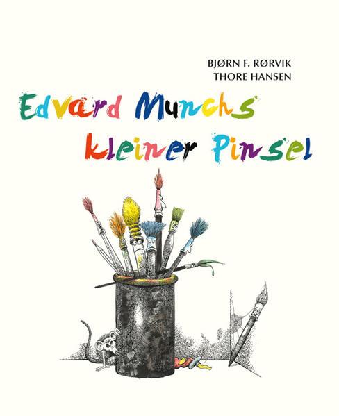 Edvard Munchs kleiner Pinsel - Coverbild