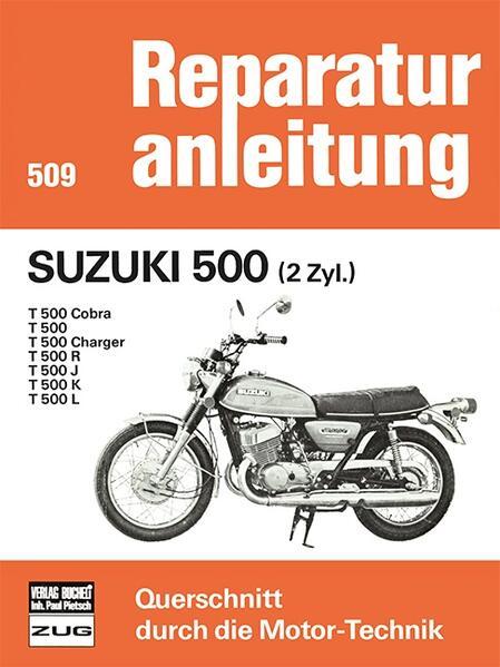 Suzuki 500  (2 Zyl.) - Coverbild