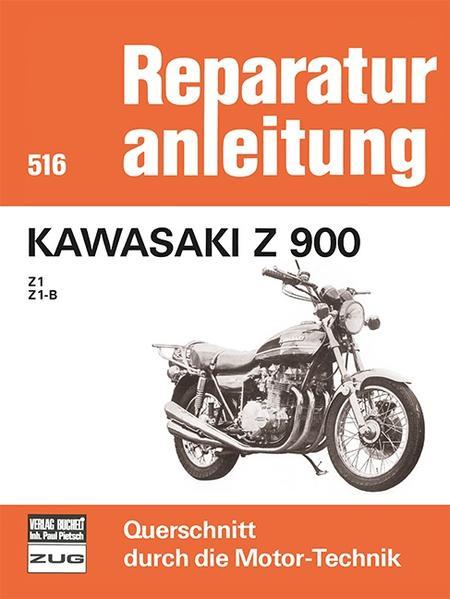 Kostenloses Epub-Buch Kawasaki Z 900 - Z1 / Z1B