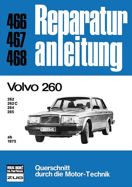 Volvo 260   ab  1975 - Coverbild