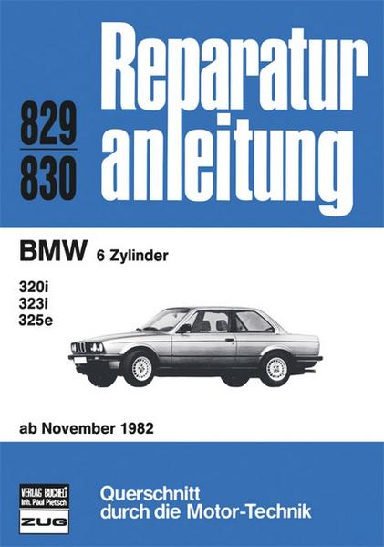 BMW 6 Zylinder  ab 06/81 - Coverbild