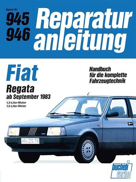 Fiat Regata    ab September 1983  - Coverbild