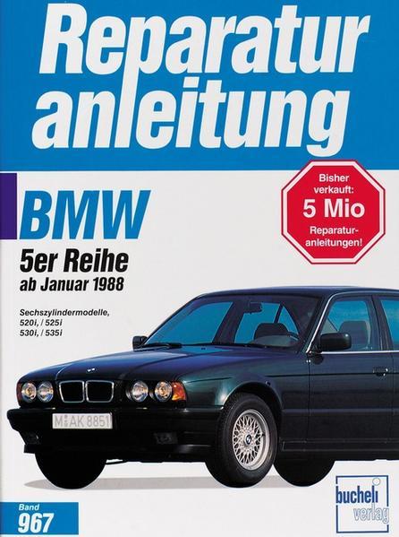 «BMW 520i / 525i / 530i / 535i ab 1/1988»: von Bucheli FB2 MOBI EPUB