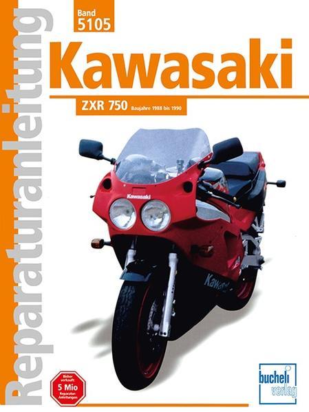 Kawasaki ZXR 750 - Coverbild