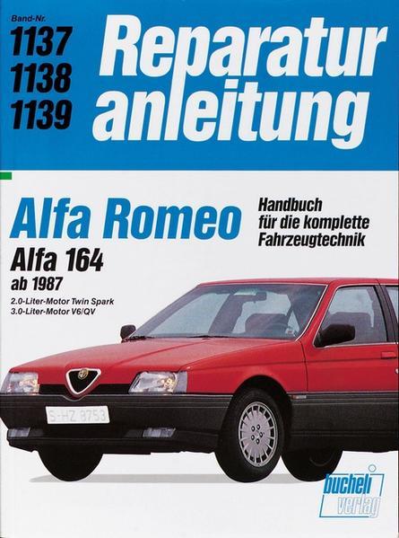 Alfa Romeo 164 ab 1987 - Coverbild