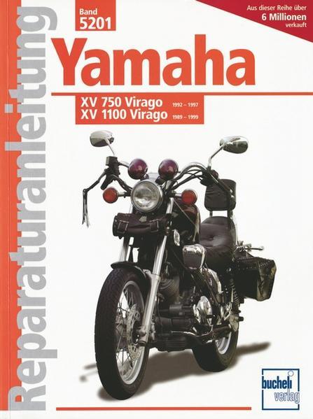 Yamaha XV 750 Virago 92-97 / XV 1100 Virago 89-99 - Coverbild
