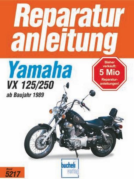 Kostenloser Download Yamaha XV 125/250 S Epub