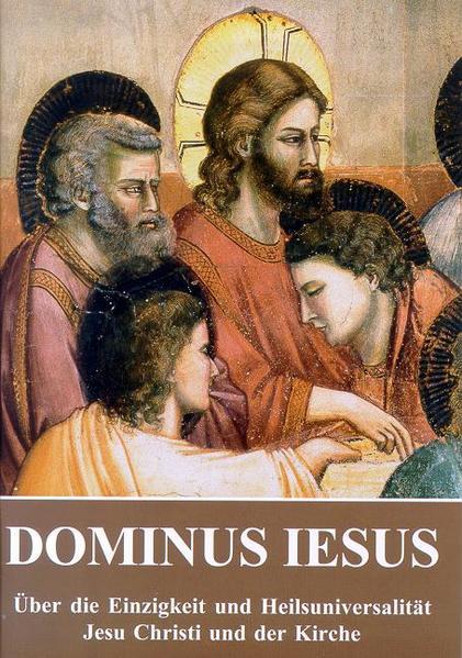 Dominus Iesus - Coverbild