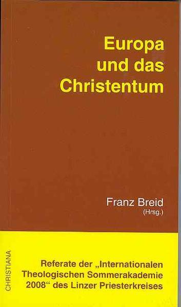 Europa und das Christentum - Coverbild