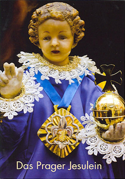 Das Prager Jesulein - Coverbild