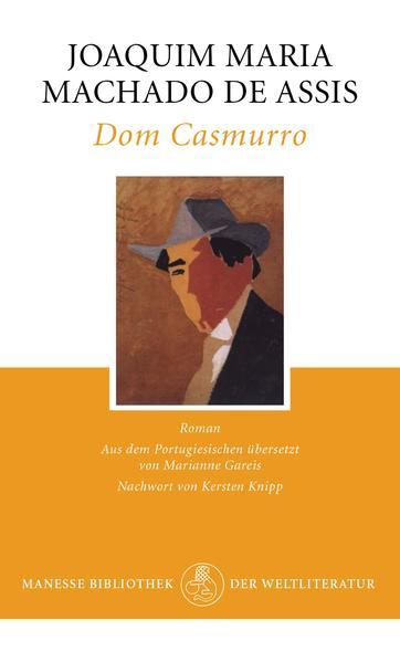 Dom Casmurro - Coverbild