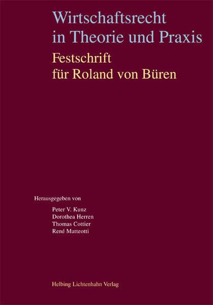 Wirtschaftsrecht in Theorie und Praxis - Coverbild