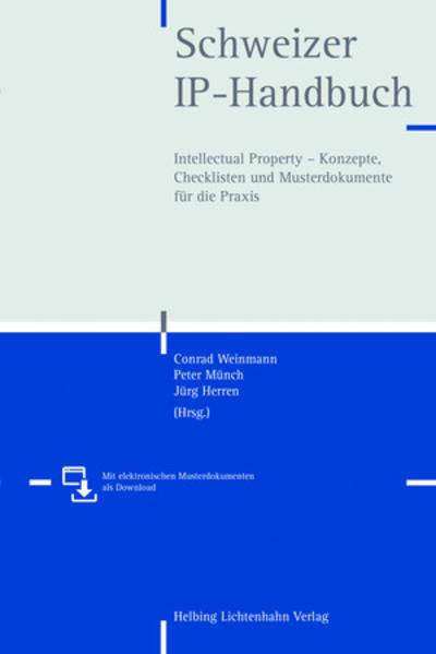 Schweizer IP-Handbuch Epub Herunterladen